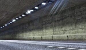 CREE LEDway Tunnel