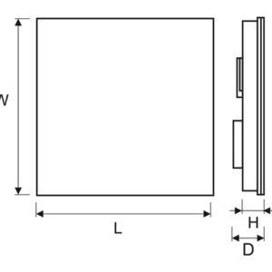 OPTIMUM Domo LC1 60×60