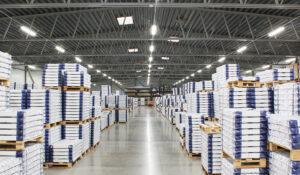 Industri – lager- och monteringshall