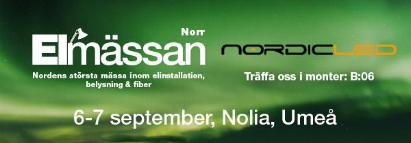Elmässan Norr 6-7 September