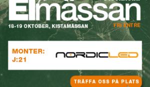 ELmässan i Kista 18-19 oktober