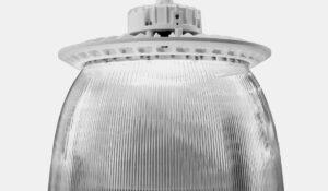 Reflektor i klar akryl